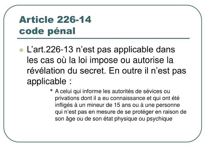 [JEU]Suite de nombres - Page 8 Article-226-14-code-p-nal-n