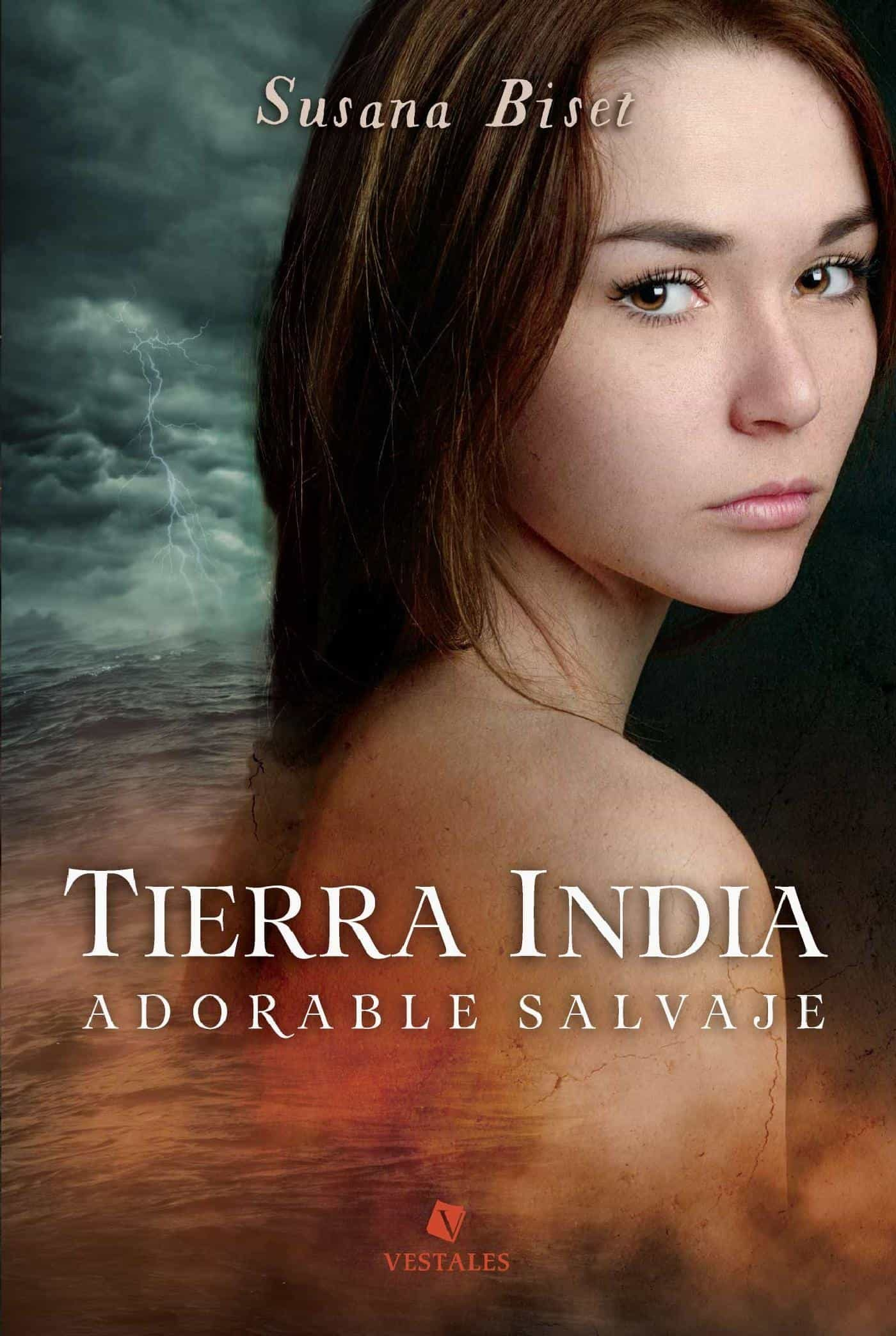 Tierra india I. Adorable salvaje - Susana Biset (Rom)  9789873863493