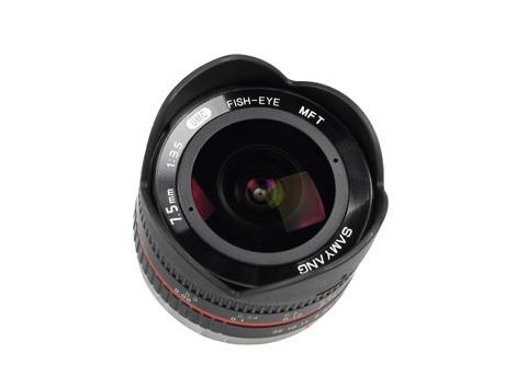 Fisheye 7.5mm f/3.5  Samyang Samyang2.low