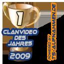 Clanvideo des Jahres 2009 - Die Gewinner Gold01_HP