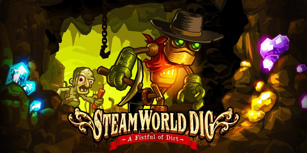 Steamworld Dig SteamWorld-Dig-Twitter-Thumbnail