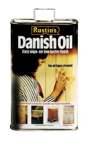 Traitement pour les châsses en bois Danish_oil
