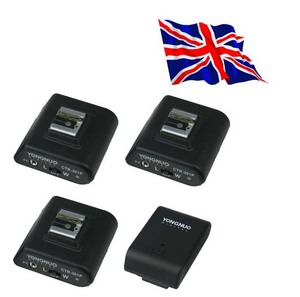 Receiver Wireless Flash Trigger CTR-301P-3set_S1_EB
