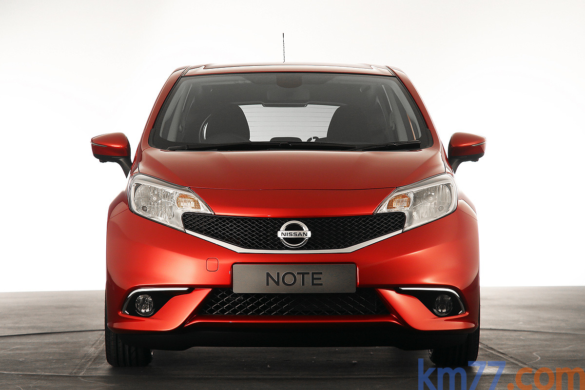 2016 - [Nissan] Note Facelift - Page 3 5