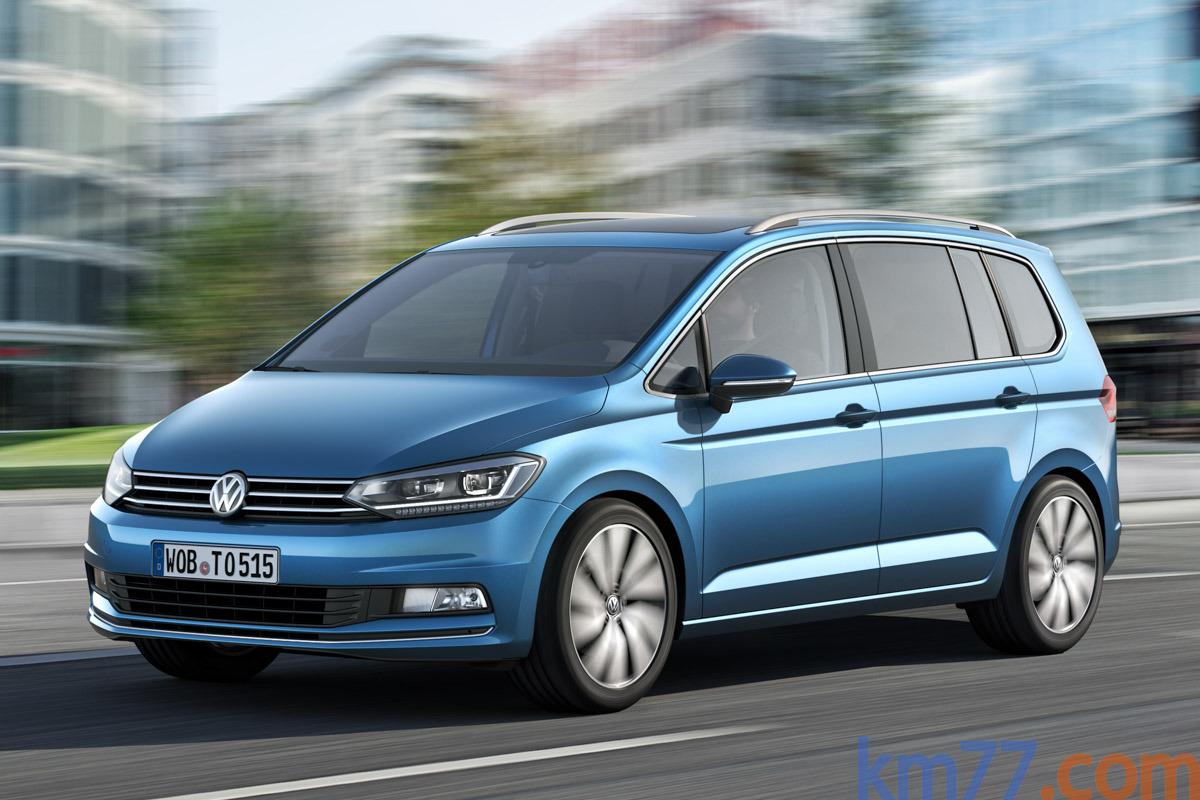 2015 - [Volkswagen] Touran - Page 8 5