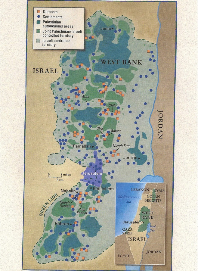 Palestina: Violencia ejercida por Israel en la ocupación. Respuestas y acciones militares palestinas. - Página 5 1393868178056palestina-grande