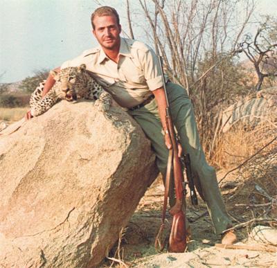 El Borbon se aficionó a los safaris en 1962 1247453180988reydn