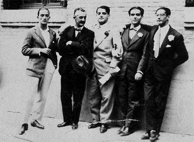 """""""Tres obras de teatro de Federico García Lorca: Yerma - La casa de Bernarda Alba - Bodas de sangre"""" - en los mensajes 10 obras más, 4 conferencias del mismo autor y la última entrevista (publicada en junio de 1936) 1313659486381g27dn"""