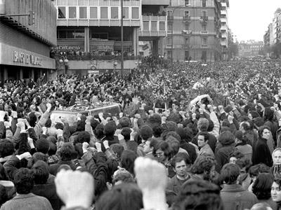 En el 35 aniversario del asesinato de los abogados de Atocha 1327374249345protestadn