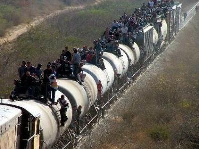 Más trabajadoras y trabajadores migrantes en Latinoamérica 1377447005625bestia%20afp%20detdn