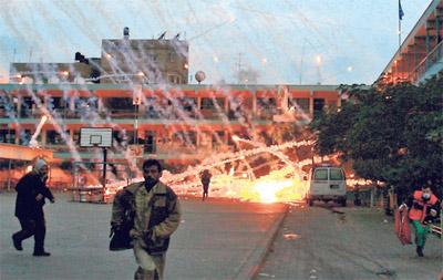 Israel, armas químicas y biológicas. Drones y otras máquinas teledirigidas. 1378985061022fosforodn