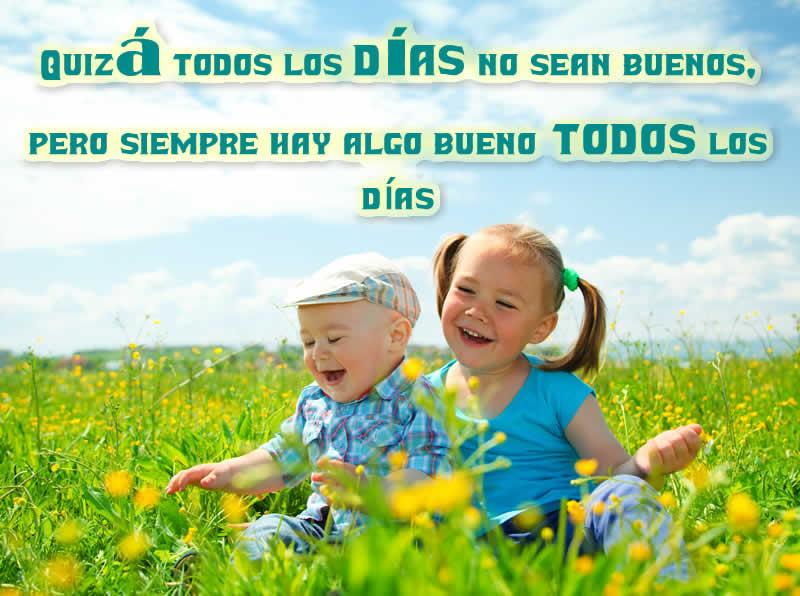 Bienvenidos al nuevo foro de apoyo a Noe #322 / 13.06.16 ~ 23.06.16 Buenos-dias-ni%C3%B1os-foto