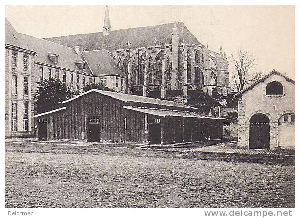 Le quartier Rapp / Quartier de Cavalerie (13° Cuirassier) 645_002
