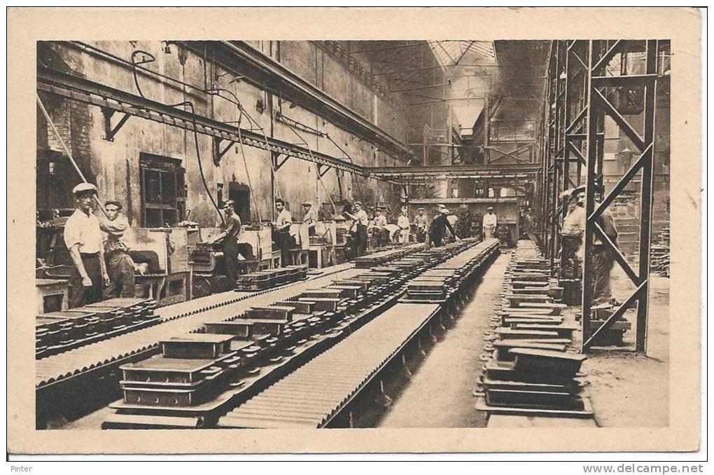 Cartes postales sur la fabrication des 201 988_001