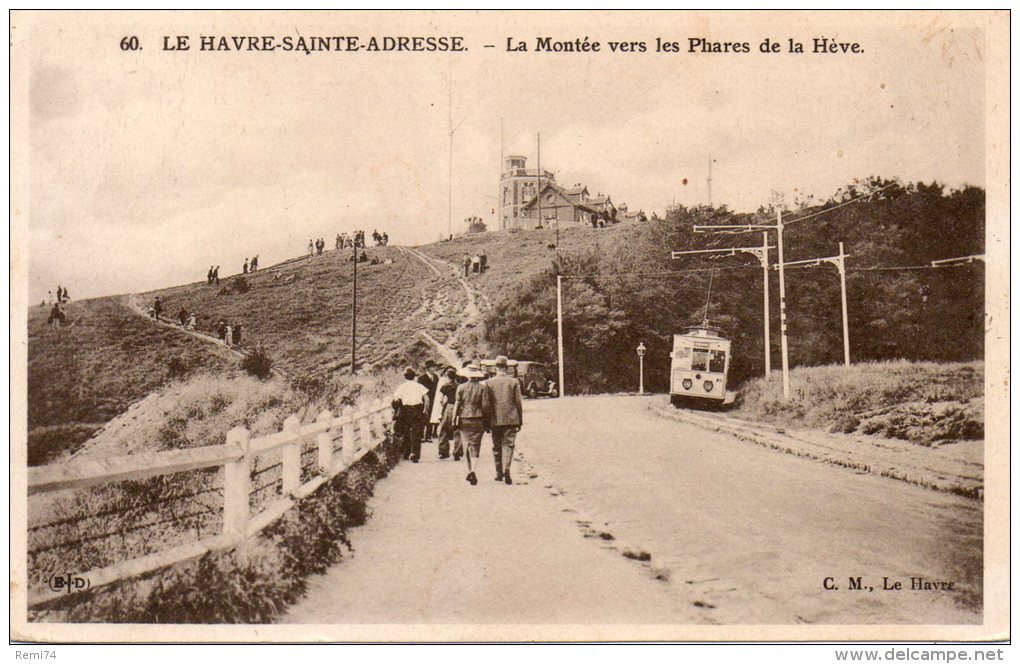 Photos historiques du réseau havrais (bus, tram, funi...) - Page 9 408_001