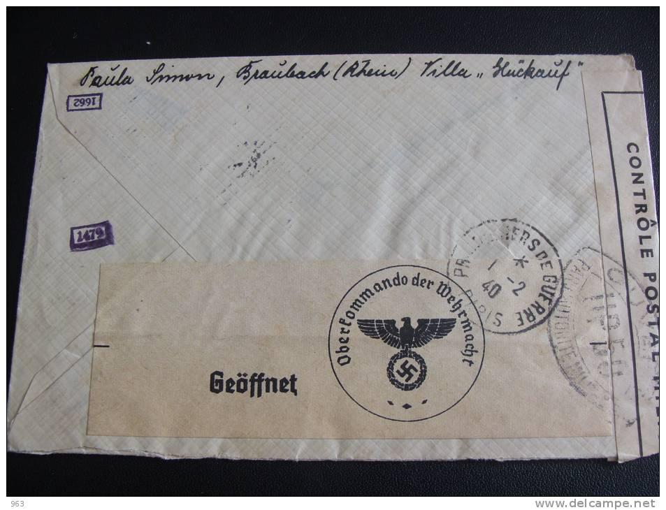 Prisonniers de guerre allemand 1939/40 en France. 764_002