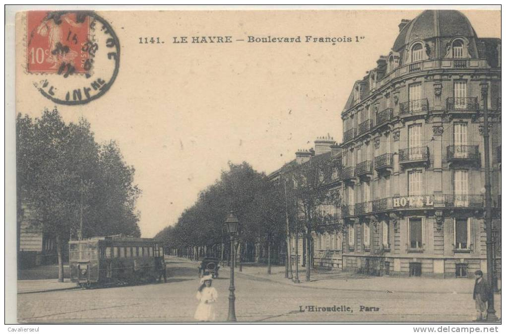 Photos historiques du réseau havrais (bus, tram, funi...) - Page 8 610_001