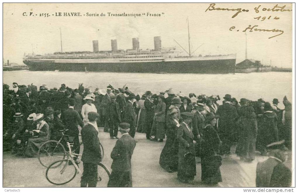 SS France (1912) - Page 2 009_001