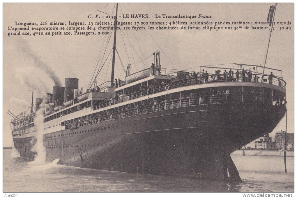 SS France (1912) - Page 2 190_001