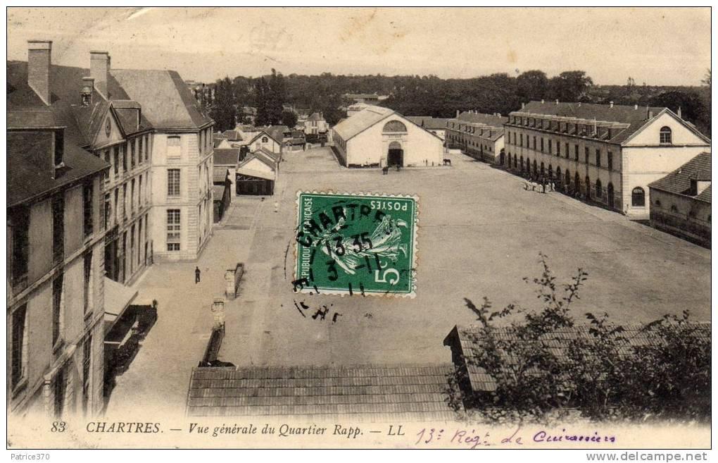 Le quartier Rapp / Quartier de Cavalerie (13° Cuirassier) 857_001