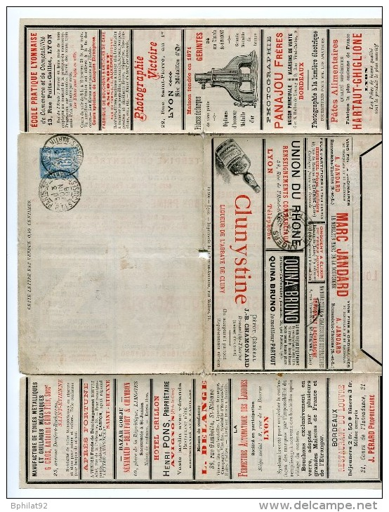 Enveloppe Echange publicitaire 210_004