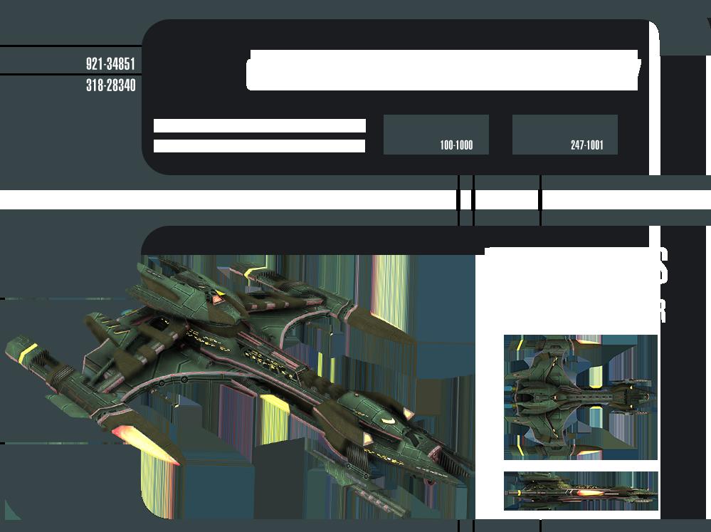 Heavy - Spécifications du Duvqu' Heavy Destroyer  [T6] / Fleet 188fc93b8047933e4ad0424d57a113201434017717