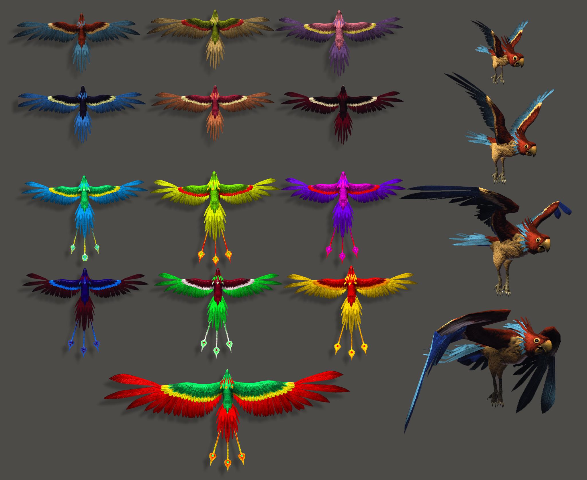 risa - les oiseaux et les corvette de risa  1e3967a4663343a5d2511928dc8e72171372232086