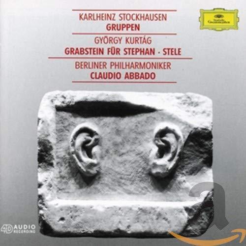 CD Kurtag/Stockhausen par Abbado B0000012WY.01.LZZZZZZZ
