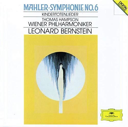 mahler - Gustav Mahler : 6ème symphonie B000001GBD.03.LZZZZZZZ