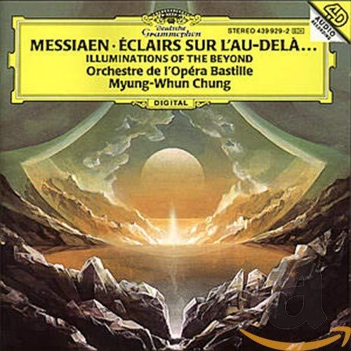 Messiaen : dernière période (fin 70 - 1992) B000001GMD.01.LZZZZZZZ
