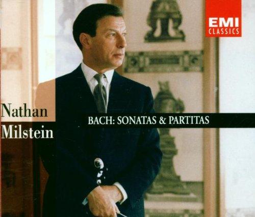 Bach - Sonates et partitas pour violon seul B000002S52.01.LZZZZZZZ