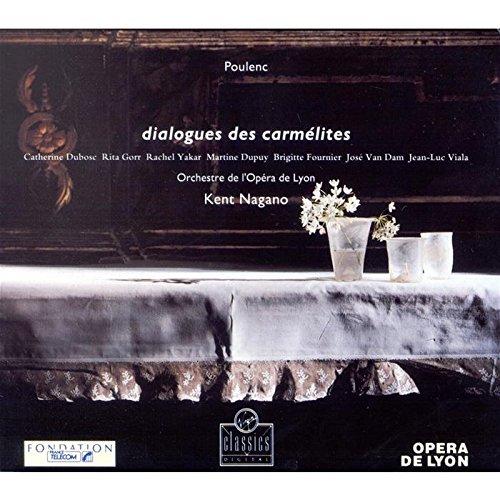 Poulenc - Dialogues des Carmélites (+ discographie) B000002SRN.08.LZZZZZZZ