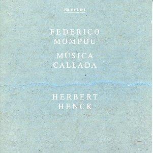 Federico Mompou (1893-1987) B0000031YB.01.LZZZZZZZ