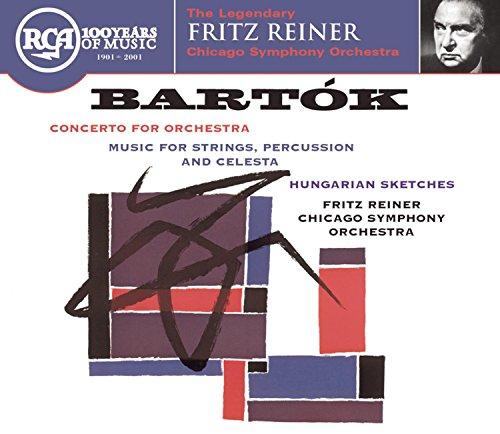Merveilleux Bartok (discographie pour l'orchestre) B000003FEJ.01.LZZZZZZZ