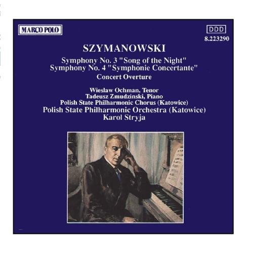 szymanowski - Karol Szymanowski (1882-1937) B0000045VW.01.LZZZZZZZ