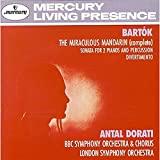 Merveilleux Bartok (discographie pour l'orchestre) B0000057MY.01.MZZZZZZZ