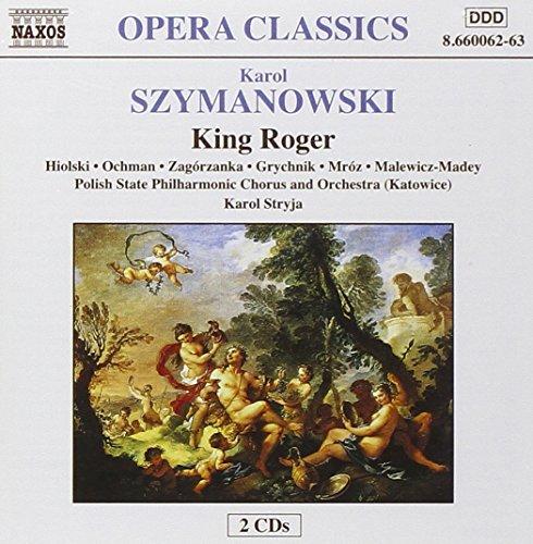 szymanowski - Karol Szymanowski (1882-1937) B00000I7S3.01.LZZZZZZZ