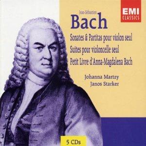 Bach - Sonates et partitas pour violon seul B000027J1Q.08.LZZZZZZZ