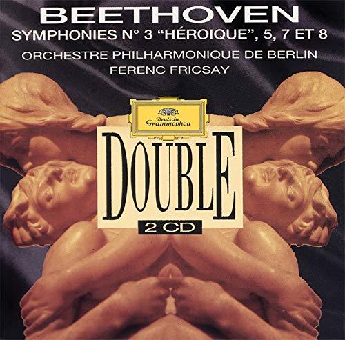 Les 5° et 7° symphonies de Beethoven B00004VBVD.08.LZZZZZZZ