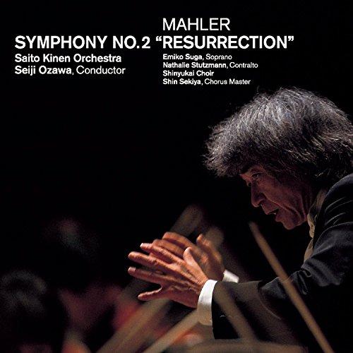 Mahler - 2è symphonie B000054OXK.01.LZZZZZZZ