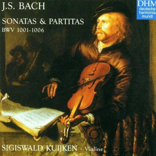 Bach - Sonates et partitas pour violon seul B00005B6FV.08.LZZZZZZZ