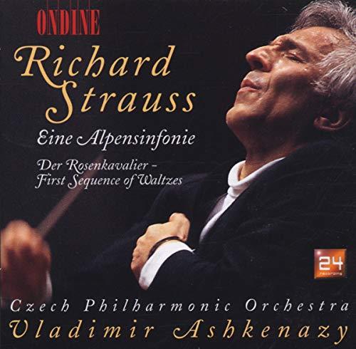 Richard Strauss - Oeuvres symphoniques B00005NIF5.01.LZZZZZZZ