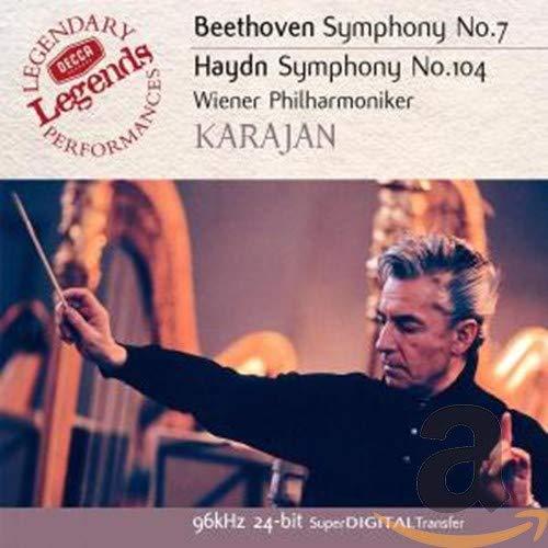 Les 5° et 7° symphonies de Beethoven B00005UW3V.08.LZZZZZZZ