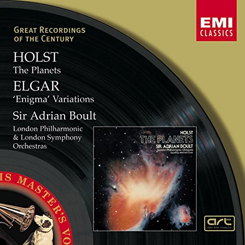 Les planètes de Gustav Holst B00005YUBA.08.LZZZZZZZ