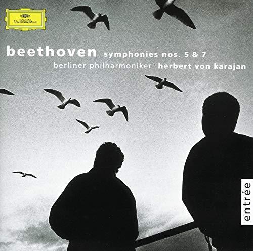 Les 5° et 7° symphonies de Beethoven B00006L71J.08.LZZZZZZZ
