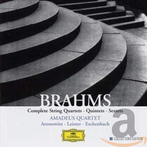 La musique de chambre de BRAHMS B00008RWRG.08.LZZZZZZZ