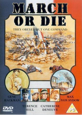 Marche ou Crève/Il était une fois la Légion - March or Die - 1977 - Dick Richards B00009W35O.02.LZZZZZZZ