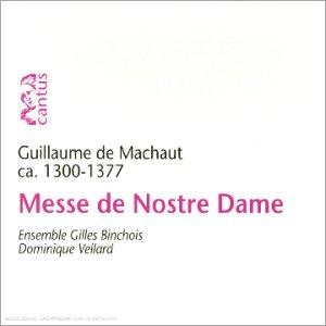 Guillaume de Machaut (1300? - 1377) B0000AKNNO.01.LZZZZZZZ