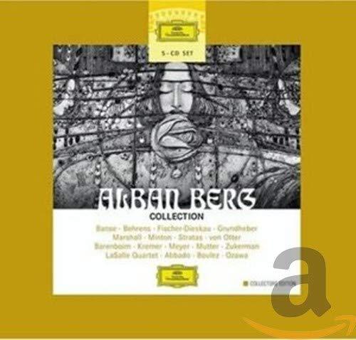 Berg - Oeuvres orchestrales B0000B09Z4.01.LZZZZZZZ