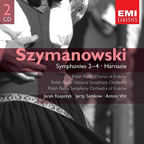 szymanowski - Karol Szymanowski (1882-1937) B0000CE7FZ.08.LZZZZZZZ